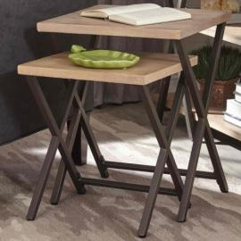 Florence by Donny Osmond 902991 Nesting Tables