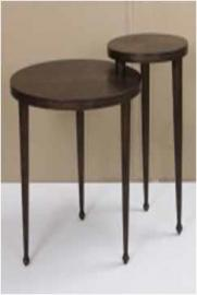 Dark Brown Nesting Table Set by Coaster 903126