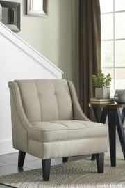 Ashley 9120360 Calicho Accent Chair in Ecru
