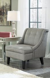 Ashley 9260260 Gilman Accent Chair in Pewter