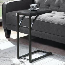 Black/Weathered Gray 930005 Snack Table