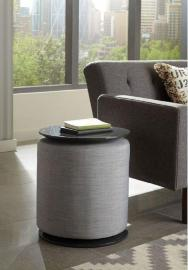 Scott Living 930017 Accent Table with Ottoman