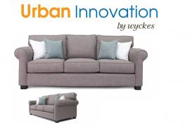 Bixby Custom Sofa by Urban Innovation