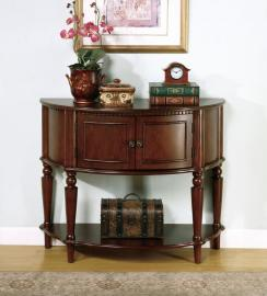 Hawthorne Collection 950059 Brown Console Table