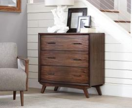 Scott Living 950760 Brown Accent Cabinet