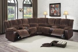 Hankins Sectional 9669FCP by Homelegance