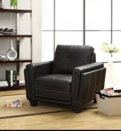 Dwyer 9701BLK-1 by Homelegance Chair