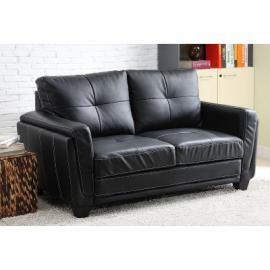 Dwyer 9701BLK-2 by Homelegance Loveseat