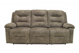 Rotation Smoke by Ashley 9750187 Power Reclining Sofa