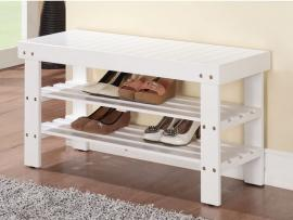 Acme Furniture 98162 White Ramzi Bench