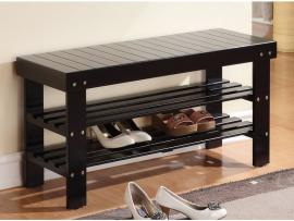 Acme Furniture 98163 Ramzi Black Bench