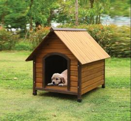 Woody Pet House by Acme 98206