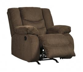 Tulen Chocolate by Ashley 9860525 Rocker Recliner