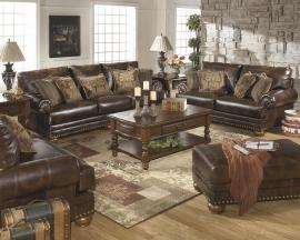 Chaling Durablend-Antique Collection 99200 Sofa & Loveseat Set