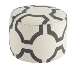 Geometric A1000425  by Ashley Pouf