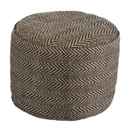 Chevron A1000438  by Ashley Pouf