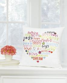 A1000580 Lorain by Ashley Pillow Set of 4