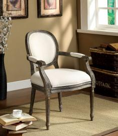 Conway AC6055 Rustic Style Accent Chair