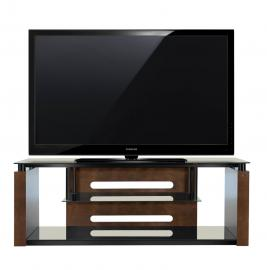 ClassicFlame Metal and Glass by Twin Star AVSC2155 TV Console