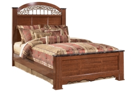 Fairbrooks Estate Collection B105 King Bed Frame