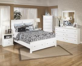 Bostwick Shoals Storage Collection B139 Bedroom Set