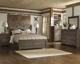Juararo Panel Collection B251 Bedroom Set
