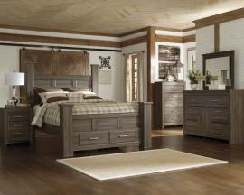 Juararo Storage Collection B251 Queen Bedroom Set