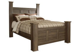 Juararo Poster Collection B251 King Bed Frame