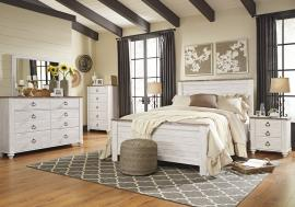 Ashley - Willowton B267 - Bedroom Set (Panel Bed)