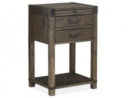 Abington B3804-05 Collection Open Night Stand