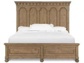Graham Hills Collection by Magnussen B4281-74 Panel California King Bed