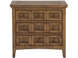 Bay Creek B4398-01 Collection Night Stand