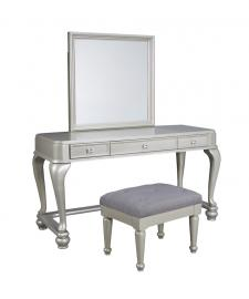 Ashley - Coralayne B650 - Vanity & Mirror (No Stool)