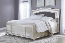 Ashley - Coralayne B650 - Eastern King Panel Bed