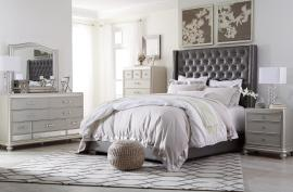 Ashley - Coralayne B650 - Upholstered Bed Bedroom Set