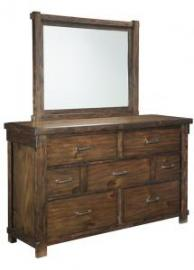 Ashley - Lakeleigh B718 - Dresser & Mirror