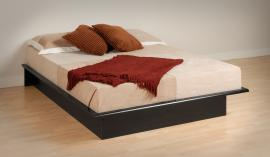 Black Full Platform Bed BBD5475