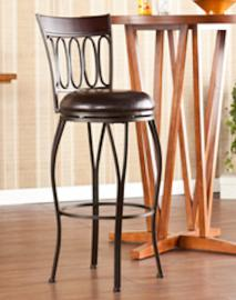 BC1120 Brookshire by Southern Enterprises Swivel Bar Stool 30""