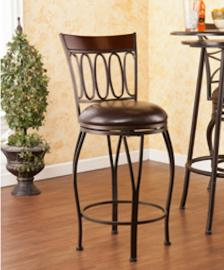 BC1125 Brookshire by Southern Enterprises Swivel Counter Stool