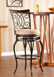 BC1160 Maguire by Southern Enterprises Swivel Bar Stool