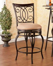 BC1165 Maguire by Southern Enterprises Swivel Counter Stool