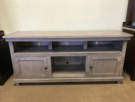 "Ladera BD6027 Rustic Grey 60"" Long Entertainment Center"
