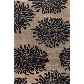 Bombay Rug BST496 Floral 5' x 8'