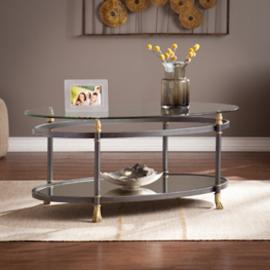CK4730 Allesandro By Southern Enterprises Cocktail Table