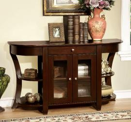 Newell Collection AC141 Dark Cherry Console Table