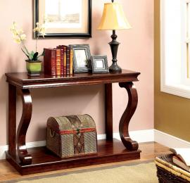 Geelong Collection AC204 Cherry Console Table