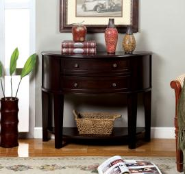 Chanti Collection AC211 Espresso Console Table