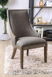 Iqaluit by Furniture of America CM-AC6075 Accent Chair