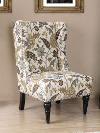 Elche by Furniture of America CM-AC6182B Accent Chair