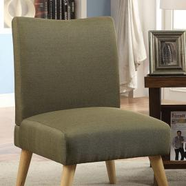 Murcia by Furniture of America CM-AC6188GR Accent Chair